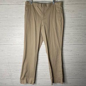 Express men's khakis
